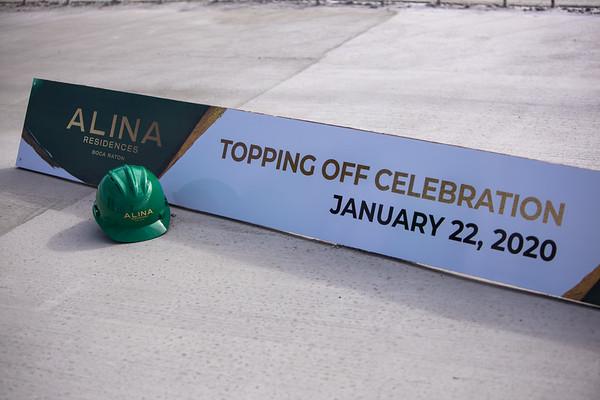 012220 ALINA Topping Off
