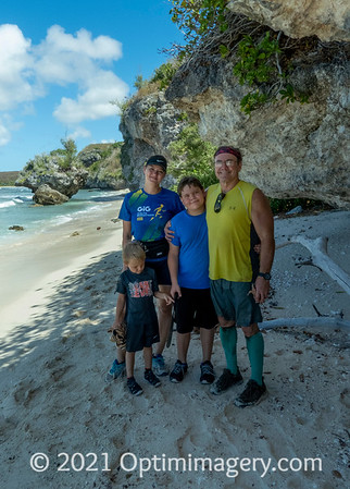 MARH 21, 2021: BOY SCOUT BEACH WITH BANES FAMILY
