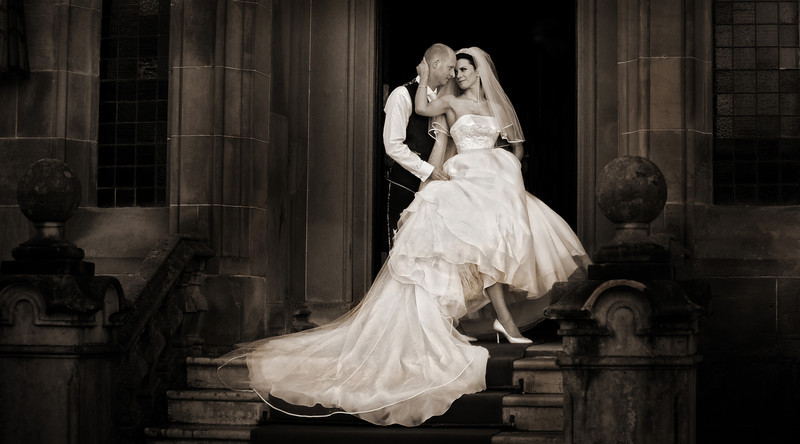 Cameron House Wedding
