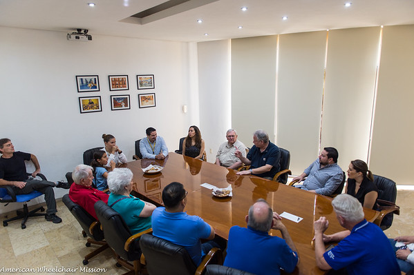Pre- Distribution  Meeting and Setup
