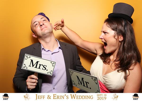 Jeff & Erin's Wedding