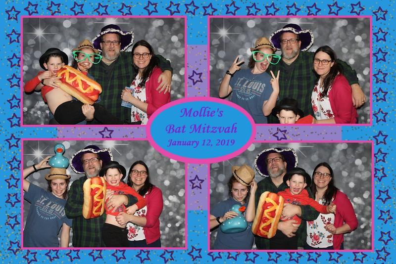 Mollie's Bat Mitzvah