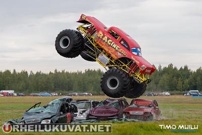 Crazy Drivers Stuntshow