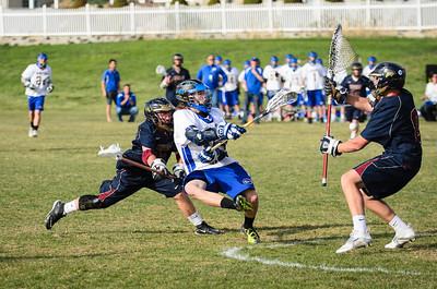 Herriman@SV Lacrosse 4-29-13