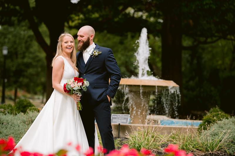 BrewDog Columbus Wedding Photos