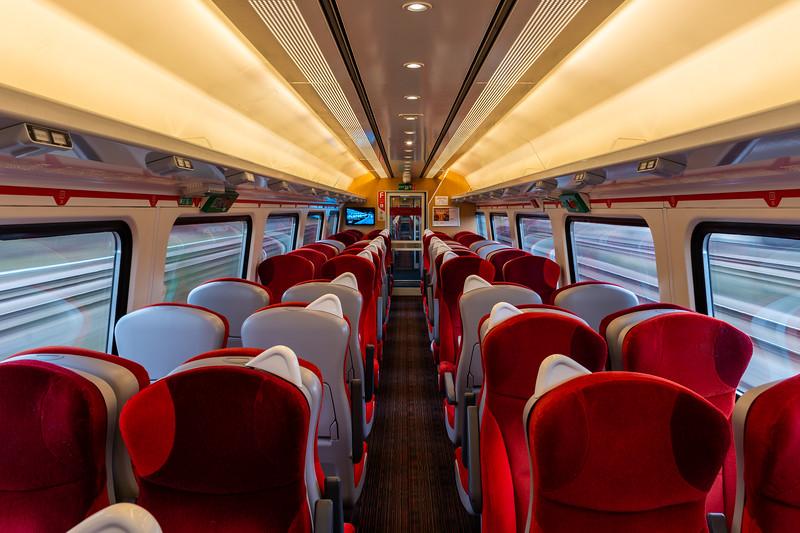 Mark 4 Interior - LNER Standard Class