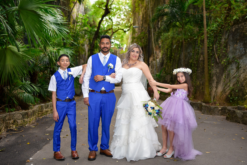 Ruby Montez Wedding Photos (Bahamas)