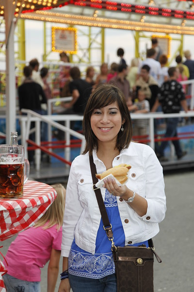 2009_08_12 Maria at the Fest