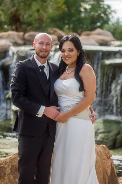 Josh and Christina