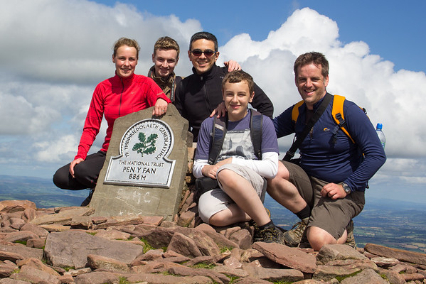 2013 Newport and Brecon Beacons