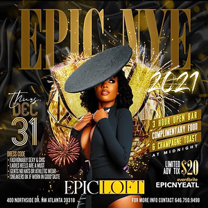 EPIC NYE 2021