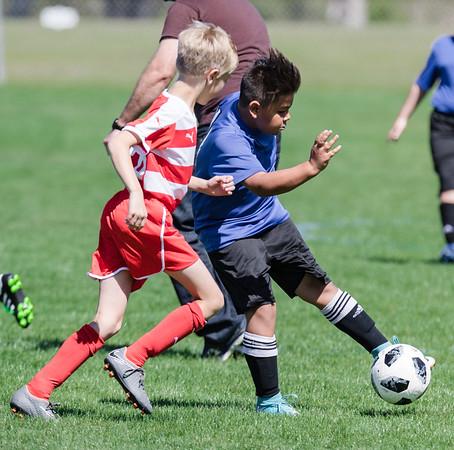 Brevard Soccer Alliance Game