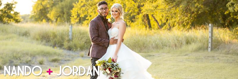 Jordan + Nando