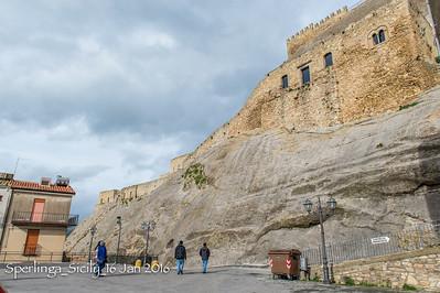 Sperlinga, Sicily 16 Jan 2016