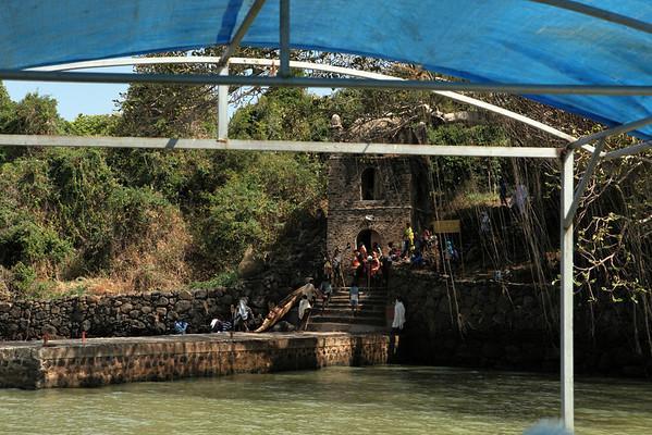 Narga Monastery  Lake Tana Ethiopia