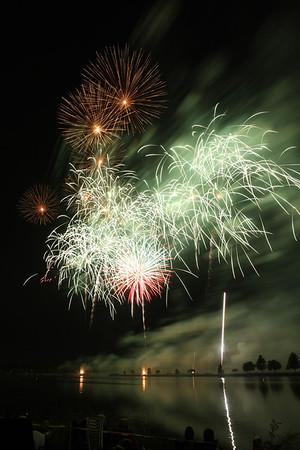 Bay City Fireworks 20130706