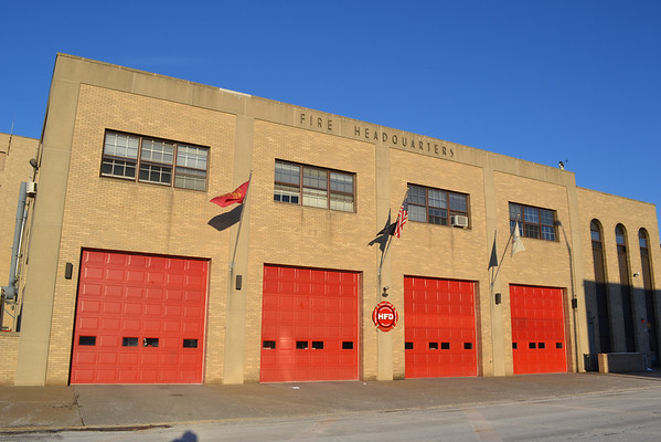 Hackensack, NJ Fire Department Awards Ceremony 2011