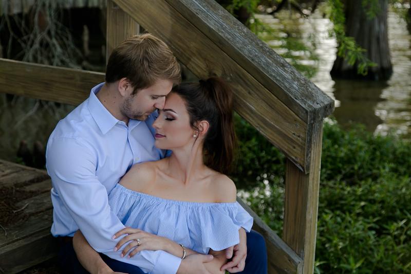 Anna Claire + Corey {Engagement}