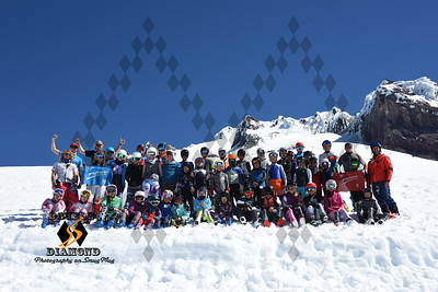 Camp #2. Group photo