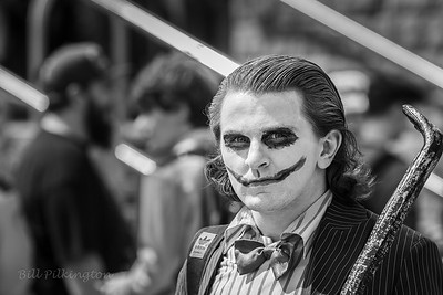 CosPlay convention in Manchester
