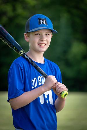 2021-06-05 Minot-Hebron Baseball