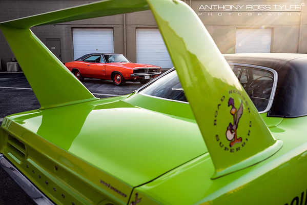 '69 Charger & '70 Superbird