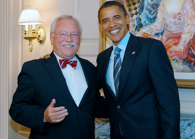 Obama Philadelphia - 10/10/08 - Cohen Dinner