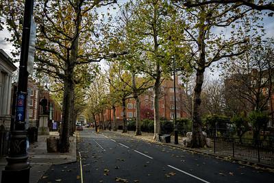 London November 2012