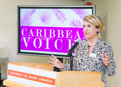 Caribbean Voices (Diaspora Oral History Project) July 15, 2016