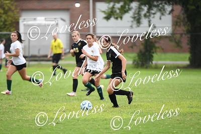 Girls Soccer vs Whitworth-Buchanan 9/1/20