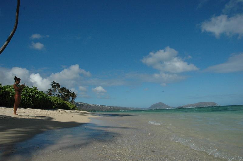 Hawaii - Kahala Beach-10.JPG