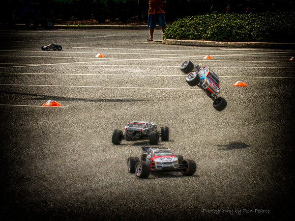 Saturday, Aug 25, 2012 - Racing at Colony Cottage Rec Center