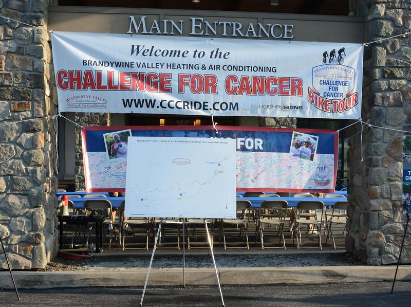 2018 Brandywine Valley Heating & Air Conditioning Challenge For Cancer Bike Ride