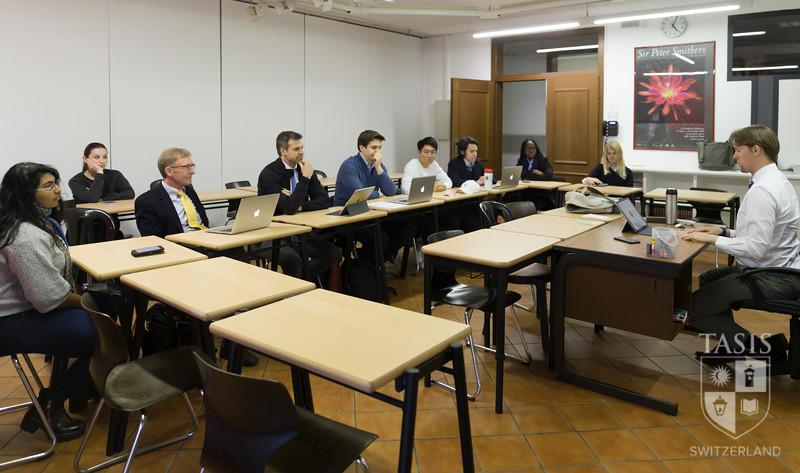 Senior Humanities Board/Meeting
