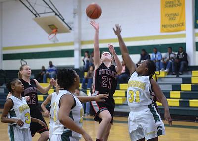 01/15/2010 BHS Girls JV Basketball - Butler JV @ Independence