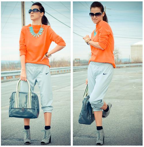 Năng động và mới lạ cùng xu hướng thời trang thể thao 16