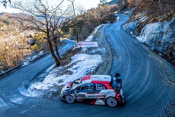 WRC Montecarlo 2021