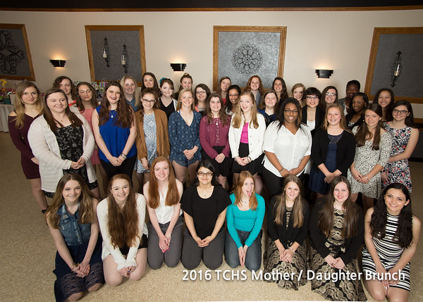 2016 TCHS Mother Daughter Brunch