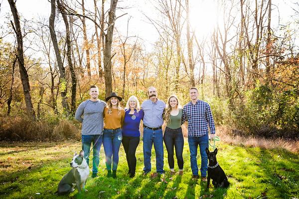 Snyer Family   Tyler Park   10.19.2019