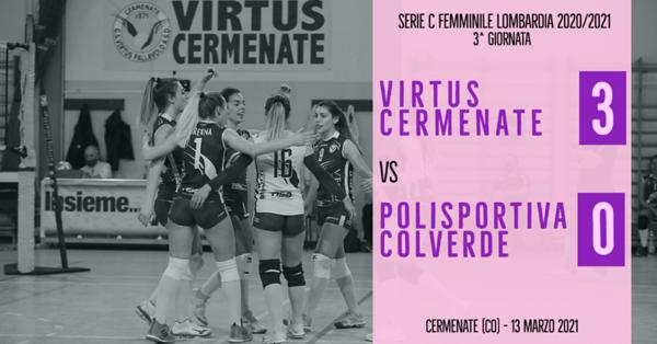 LOM-Cf: 3^ Virtus Cermenate - Colverde