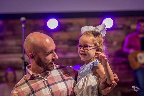 Baptism - Liz and Nick Feilner - 09-16-18