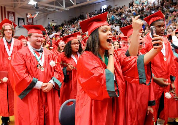 2019 Anderson graduation