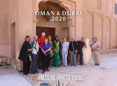 Oman & Dubai 2020