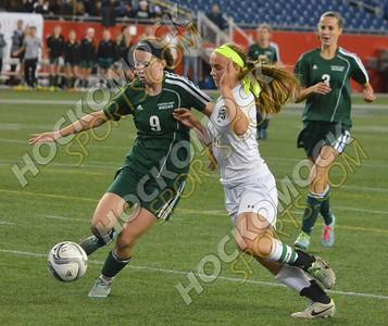 Canton - Mansfield girls soccer 10-7-15