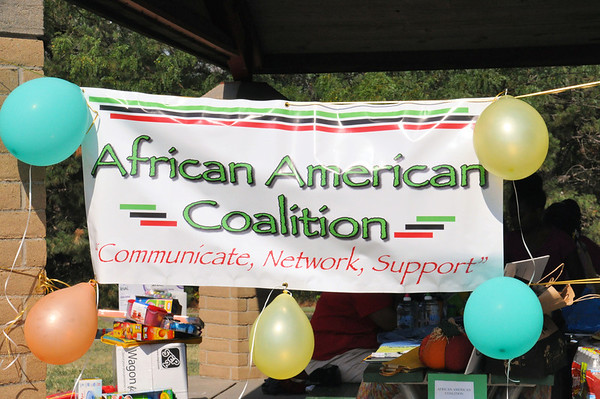 African American Coalition at Grove Park Sept 10, 2011