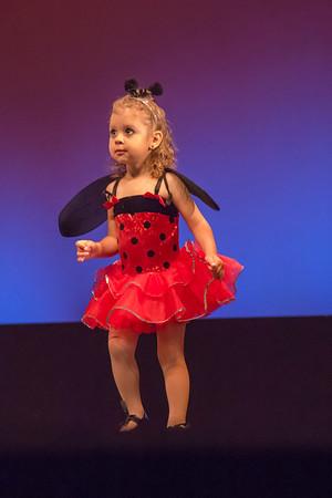 Evie Recital 06-14