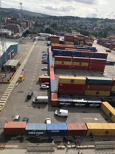 Containeroverslag
