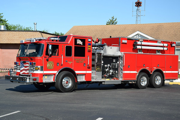 Forked River Fire Department-Station 60