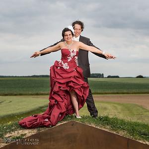 Huwelijk Saskia & Niels