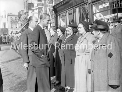 Duke of Edinburgh, Oct 14th 1952